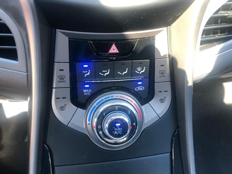 Hyundai Elantra 2013 price $9,900
