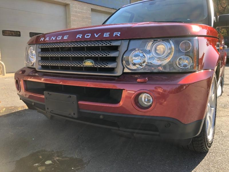 Land Rover Range Rover Sport 2008 price $13,900