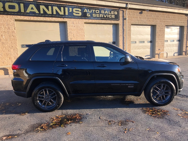 Jeep Grand Cherokee 2016 price $0