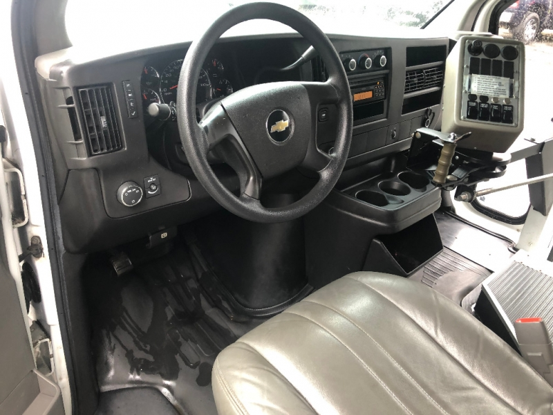 Chevrolet Express Commercial Cutaway 2009 price $0