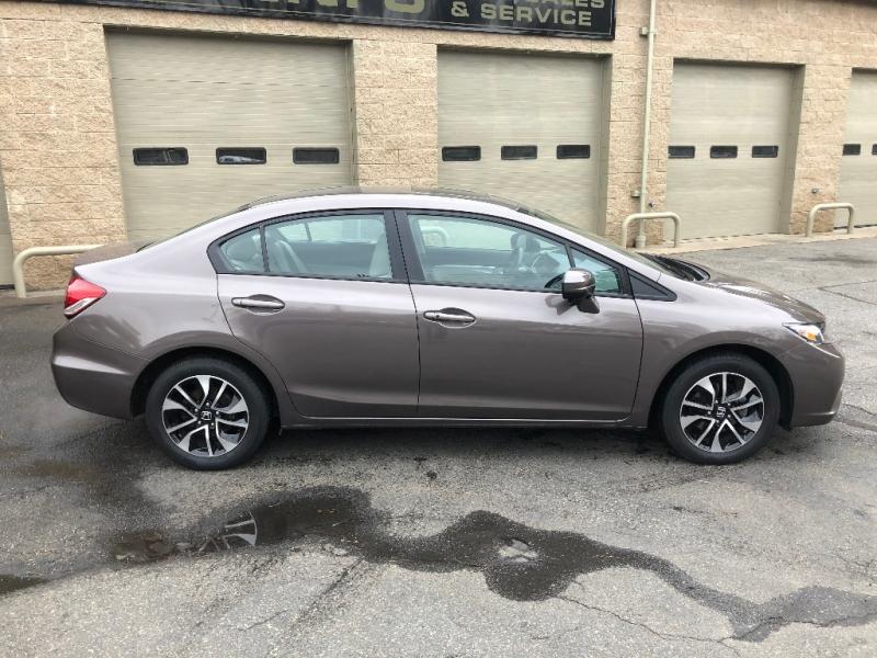 Honda Civic Sedan 2014 price $12,900