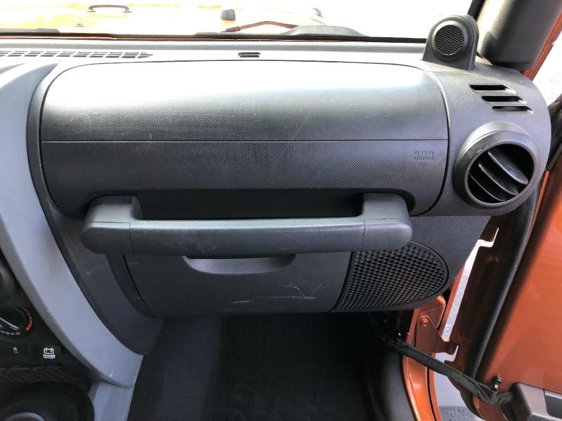 Jeep Wrangler 2010 price $15,500