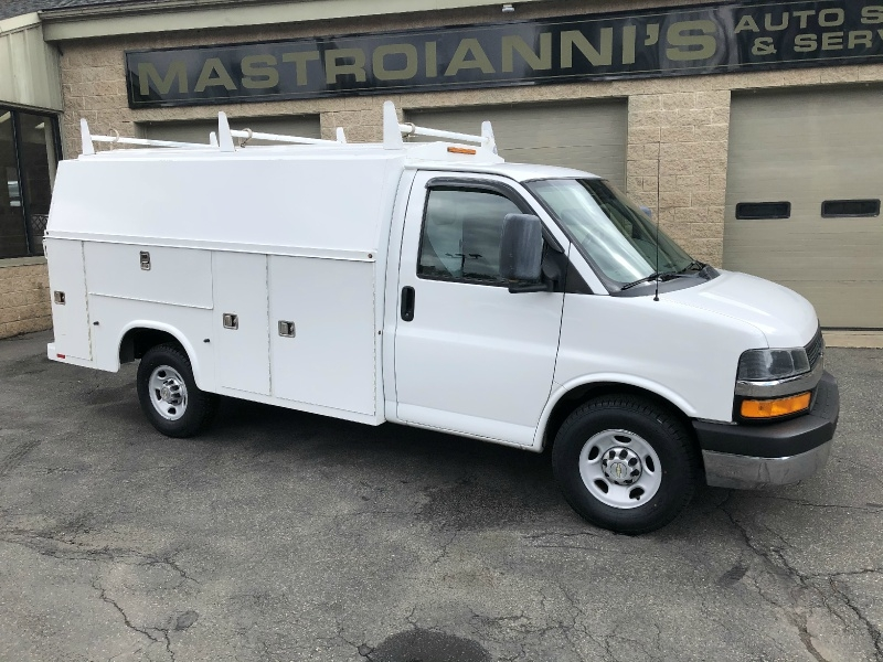 Chevrolet Express Commercial Cutaway 2012 price $19,900