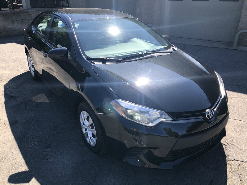 Toyota Corolla 2014 price $11,900