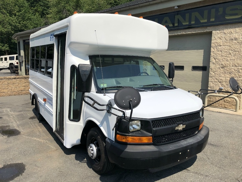 Chevrolet Express Commercial Cutaway 2009 price $16,900