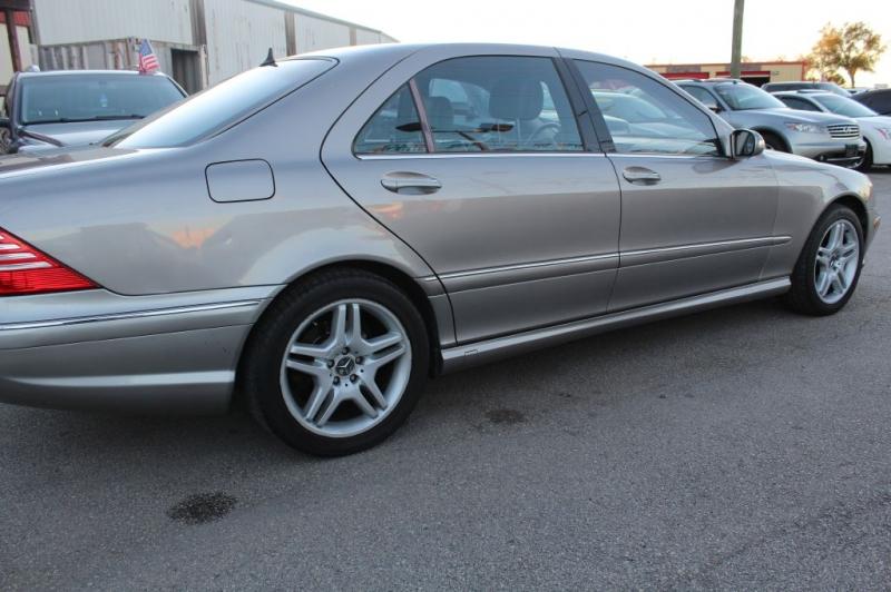 Mercedes-Benz S-CLASS 2006 price $5,900