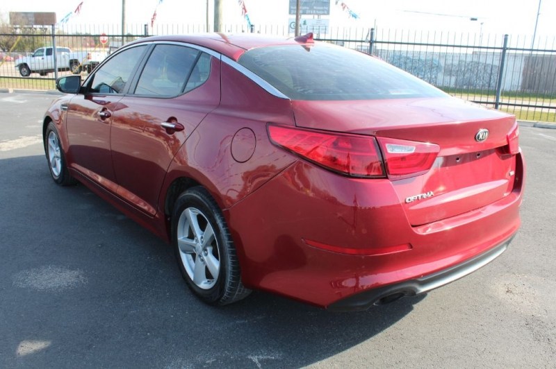 Kia OPTIMA 2015 price $9,800