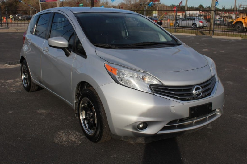 NISSAN VERSA NOTE 2015 price $5,700