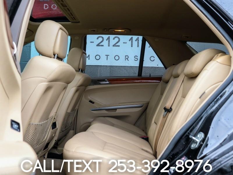 Mercedes-Benz M-Class 2007 price $6,495