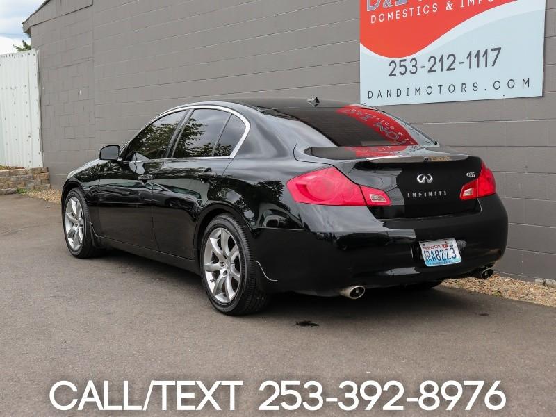 Infiniti G35 Sedan 2008 price $7,295