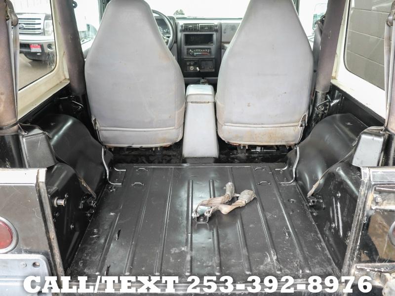 Jeep Wrangler 1998 price $6,795