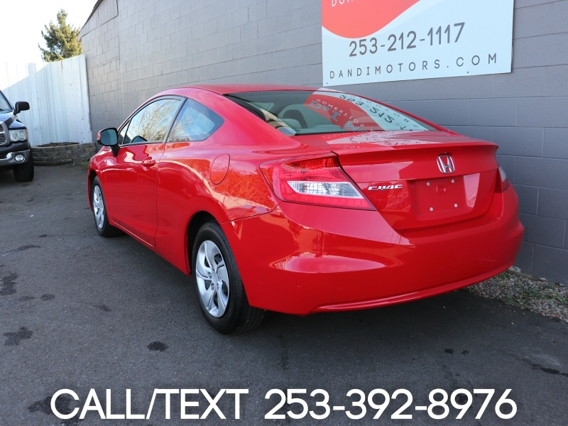 Honda Civic Cpe 2012 price $7,995