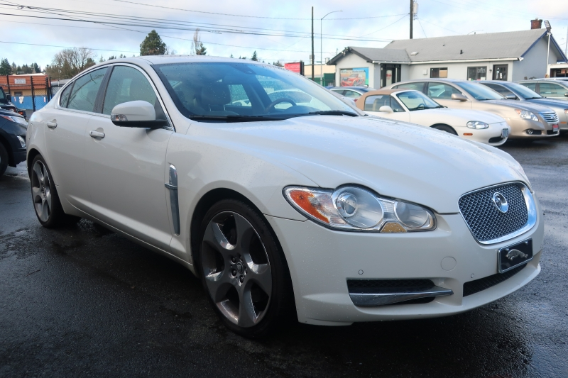Jaguar XF 2009 price $9,950