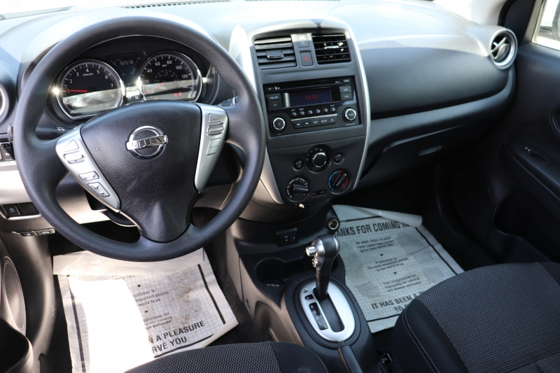 Nissan Versa Sedan 2018 price $8,950