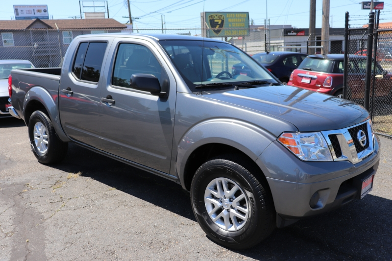 Nissan Frontier 2019 price $19,950