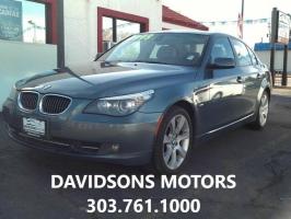 BMW 535 2009