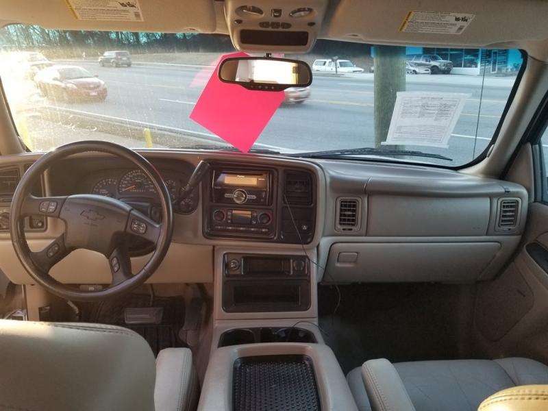 Chevrolet Avalanche 2006 price $1,000
