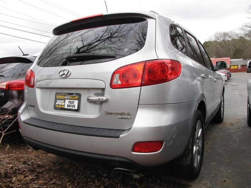 Hyundai Santa FE 2009 price $950