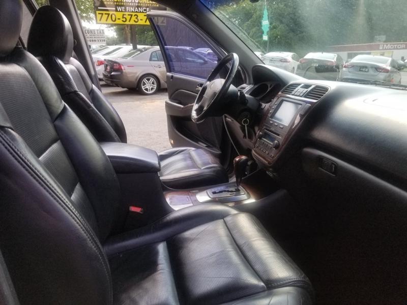 Acura MDX 2006 price $7,995