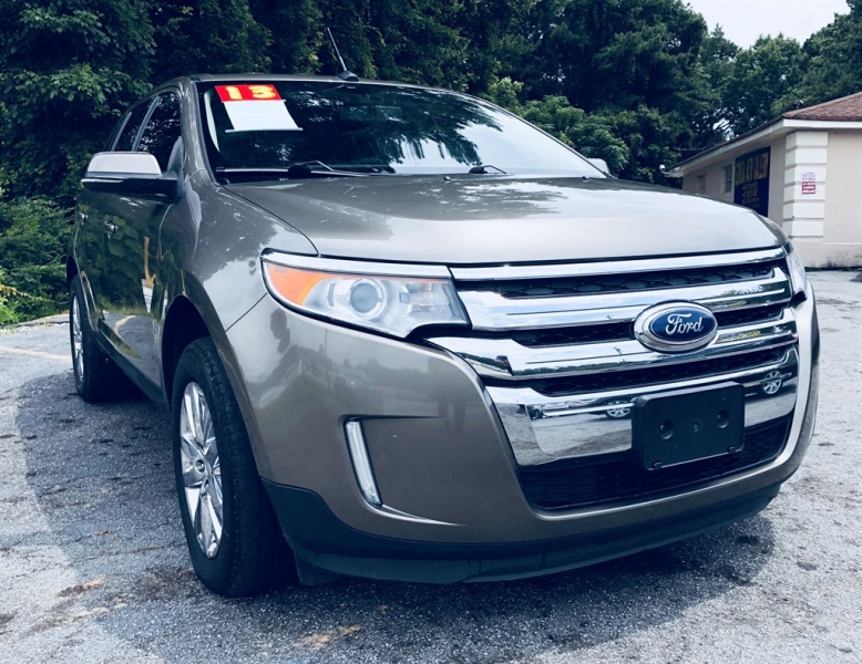Ford Edge 2013 price $2,500