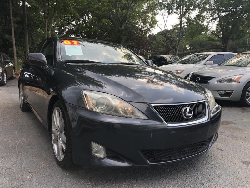 Lexus IS 250 2007 price $1,000