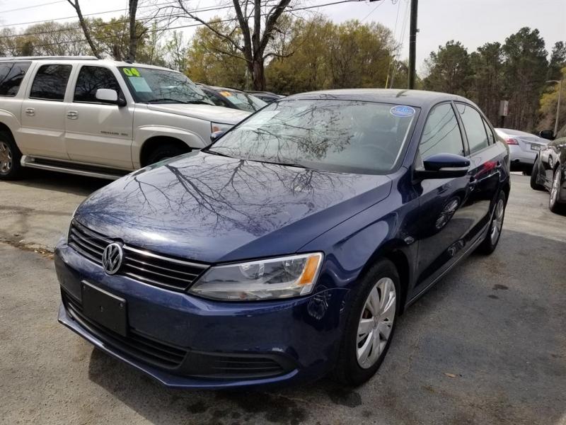 Volkswagen Jetta 2012 price $1,000