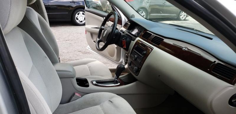 Chevrolet Impala 2011 price $7,450