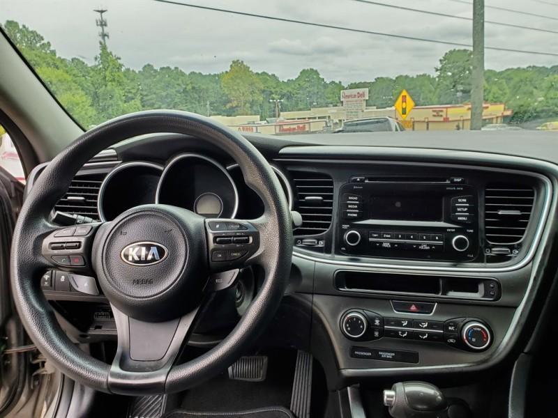 Kia Optima 2015 price $1,300