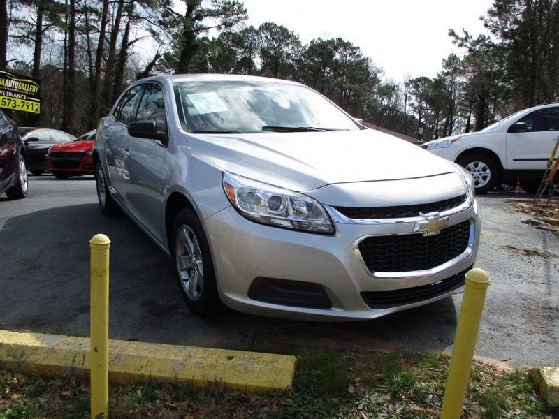 Chevrolet Malibu Limited 2016 price $1,500