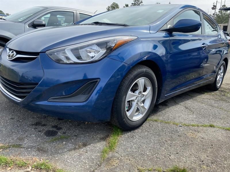 Hyundai Elantra 2015 price $1,000