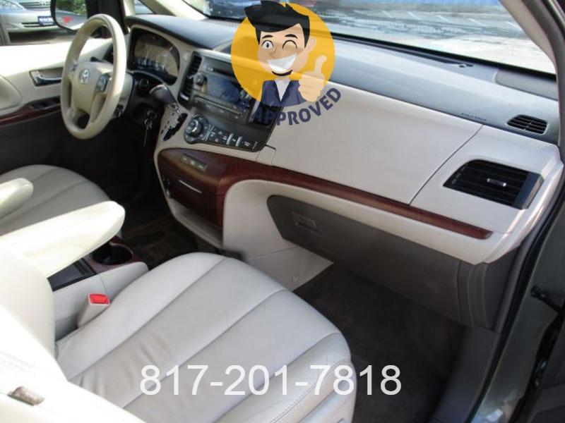 Toyota Sienna 2014 price $0