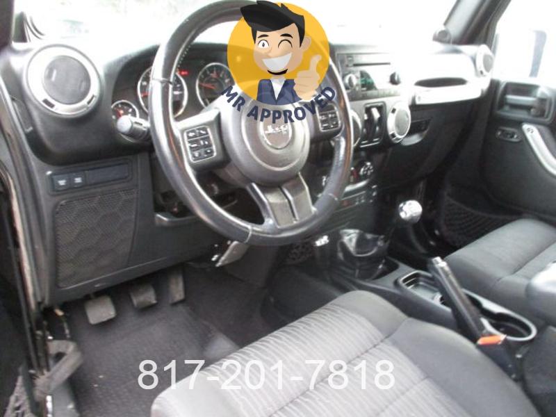 Jeep Wrangler 2011 price $17,387