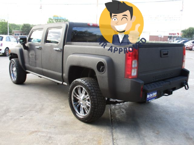 Hummer H3T 2009 price $17,600