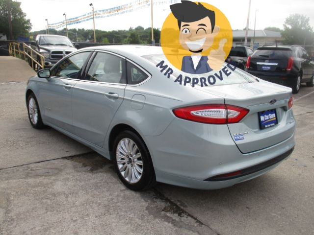 Ford Fusion Hybrid 2014 price $11,972