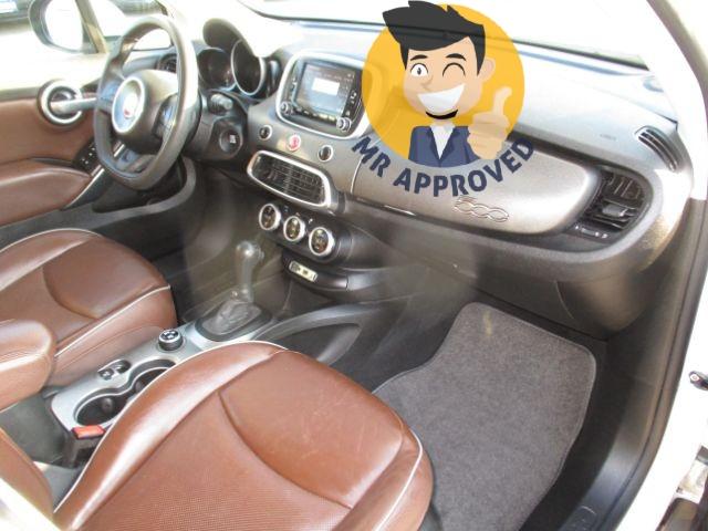 Fiat 500x 2017 price $14,995