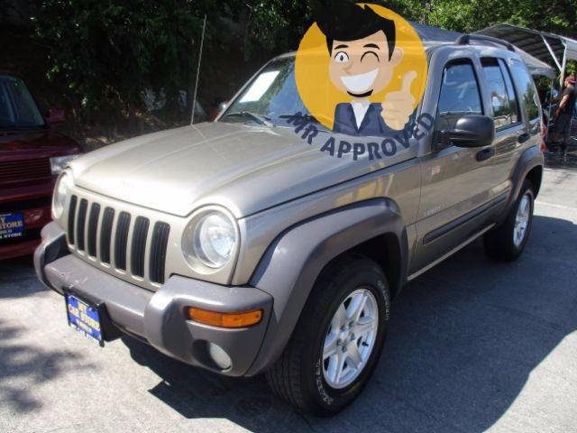 Jeep Liberty 2004 price $0