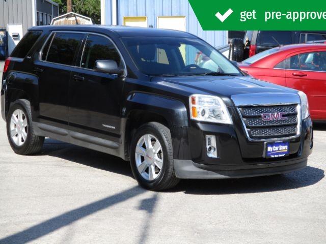 GMC Terrain 2013 price $0