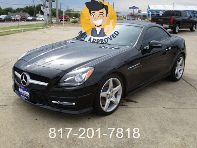 Mercedes-Benz SLK 2014 price $21,313