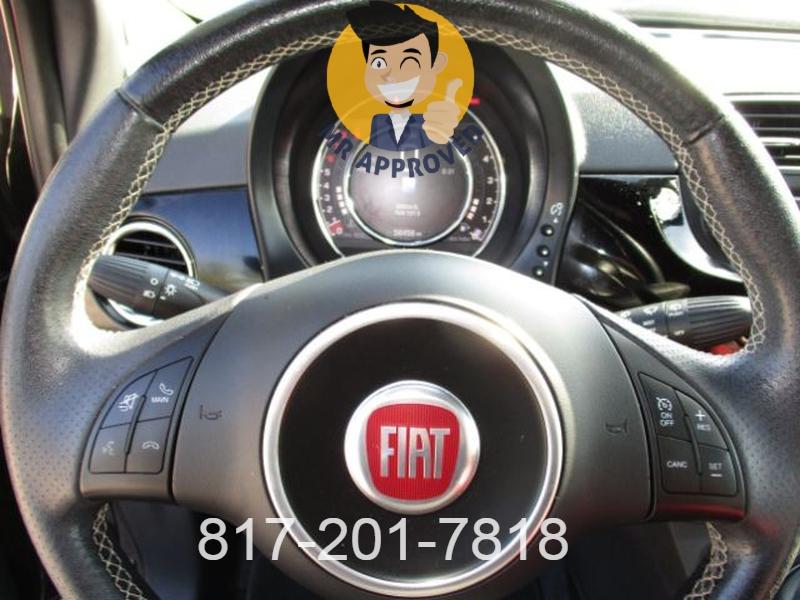 Fiat 500 2015 price $9,750