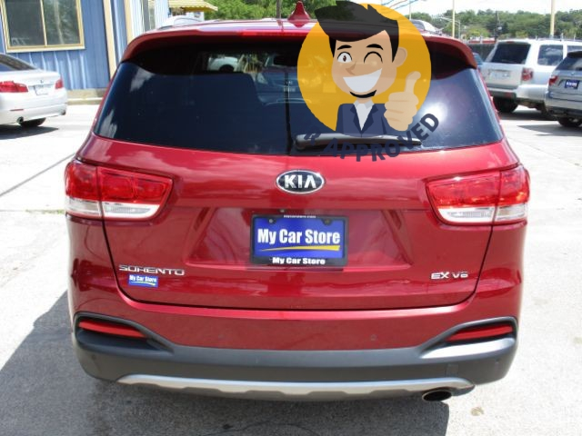 Kia Sorento 2016 price $0