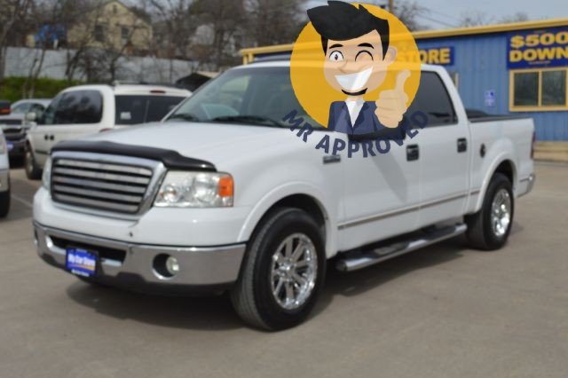 Ford F-150 2007 price $11,422