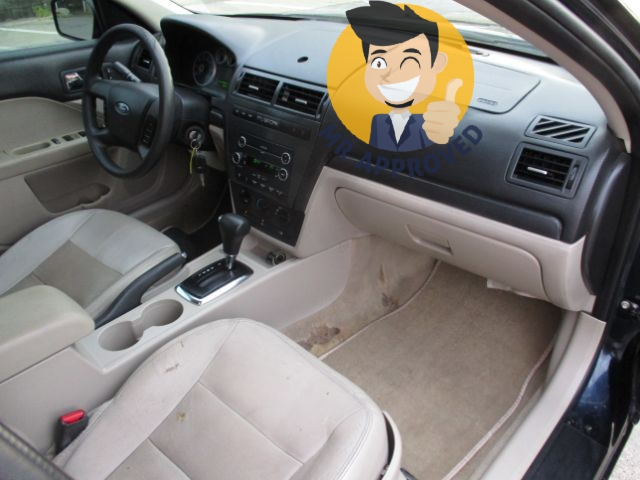 Ford Fusion 2008 price $0