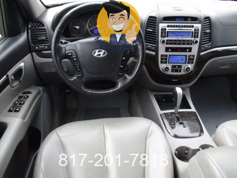 Hyundai Santa Fe 2007 price $8,589