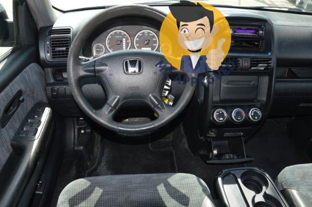 Honda CR-V 2004 price $0