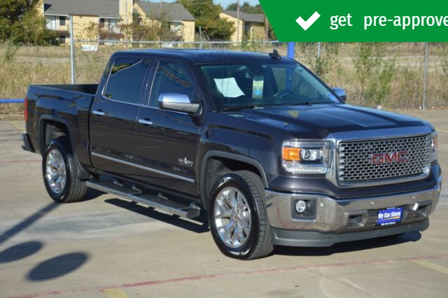 GMC Sierra 1500 2015 price $30,772