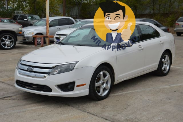 Ford Fusion 2010 price $8,355