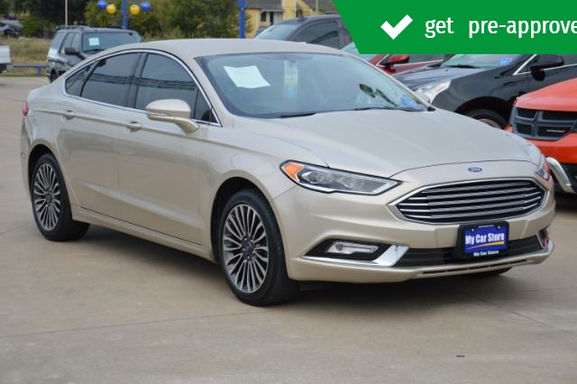 Ford Fusion 2017 price $17,510
