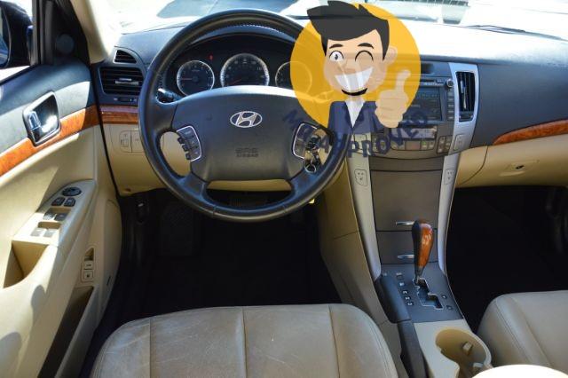 Hyundai Sonata 2009 price $0