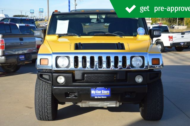 Hummer H2 2005 price $15,366