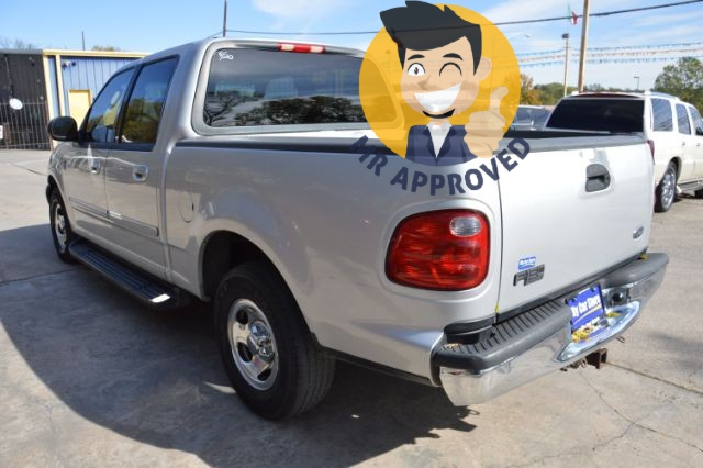 Ford F-150 2002 price $0